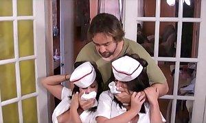 Kidnapped squiffed nurses pt 1
