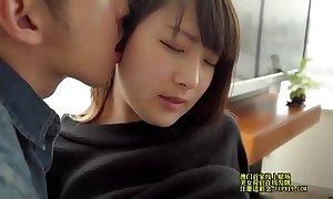 Asian chick enjoying sex debut. hd influential at: htt...