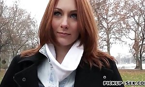 Redhead czech white white white Married gal alice march gets group-fucked for ...