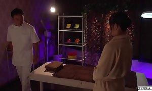 JAV Yuki Jin CMNF big butt titillating massage Subtitled