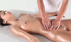 Nika Nikola - First Erotic Massage