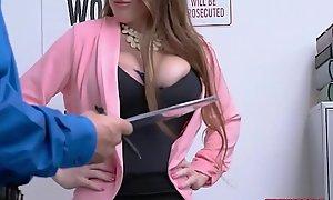 Big Boobs Bianca Burke Punished