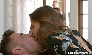 Fuckingawesome - jillian janson receives drilled by another guy
