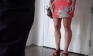 Very Fit Model With Nice Big Ass Fucks To Get In Rap Video