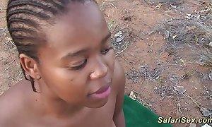 African safari groupsex have sex orgy