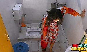 Bhabhi sonia undresses and shows the brush ripping to the fullest irrigation