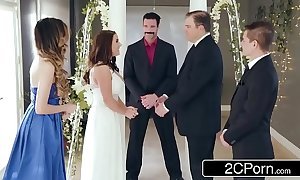Awesome supremo bride angela namby-pamby loves anal