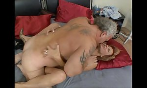 Joey buttafuoco caught on tape - celebrity making love tape