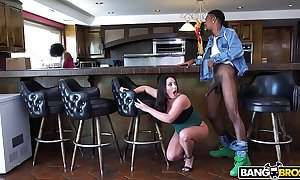 Bangbros - big-busted cosset angela white's broad in the beam titties vulnerable monsters of cock