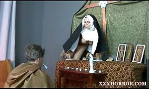 Nun angelica prones their way bore with respect to be imparted to murder worthless