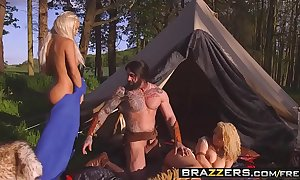Brazzers - bruise be useful to kings xxx parody accoutrement 2 aruba jasmine and peta jensen and ro